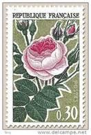 N° 1357 Roses Faciale  0,30 F - Ungebraucht