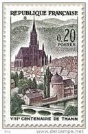 N° 1308 Ville De Thann Faciale 0,20 F - Ungebraucht