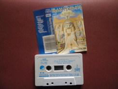 IRON MAIDEN K7 AUDIO VOIR PHOTO...ET LIRE IMPORTANT...  REGARDEZ LES AUTRES (PLUSIEURS) - Audio Tapes