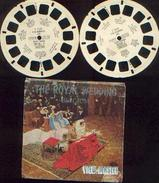 "VIEW-MASTER ""The Royal Wedding - Belgium"" : 2 Disques C 3552 & 3553 - Photos Stéréoscopiques"