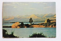 CHURCH OF THE GOOD SHEPHERD, LAKE TEKAPO, NEW ZEALAND, 1971, Nice Stamp - New Zealand