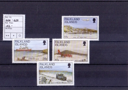 Falkland Islands - Strände / Beach 1994 (**/mnh) - Falkland