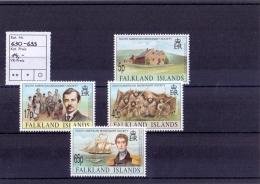 Falkland Islands - SAMS 1994 (**/mnh) - Falkland