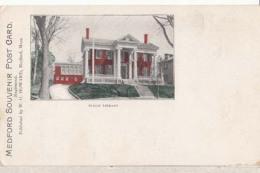 Etats Unis - NC - Medford Souvenir Post Card - Achat Immédiat - Etats-Unis