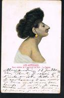LES AZTEQUES - Race Celèbre De L'Amérique Du Sud- La Femme- Scans Recto Verso -voyagée 1911-Paypal Free - Postcards