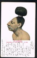 LES AZTEQUES - Race Celèbre De L'Amérique Du Sud- Le Mari- Scans Recto Verso -voyagée 1910-  Paypal Free - Postcards
