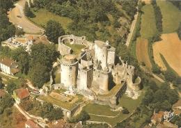 47 - Château De  Bonaguil (XVe Et XVIe S.) - éd. Elcé N° N 1539 (écrite, 1987) -[vue Aérienne - Saint-Front-sur-Lémance] - France