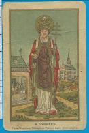 Holycard    St.Cornelius   Wijtenburg    Rotterdam - Images Religieuses