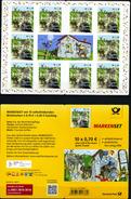 BRD - Michel 3287 Gestanzt = Markenheft MH 105 - ** Postfrisch - 10x 70+30C  Die Bremer Stadtmusikanten, Wohlfahrt 17 - Unused Stamps