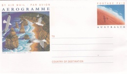 Australia Postal Stationary Aerogramme Landscape - Mint  (C102PE) - Entiers Postaux