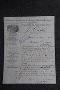 Lettre Ancienne - AUCH - Articles De Tamiserie, Meunerie Et Boulangerie, J.CASTEX - 1900 – 1949