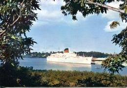 """N°32335 GFcpsm Paquebot """"Antilles"""" Transatlantique - Steamers"""