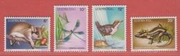 1987 ** (sans Charn., MNH, Postfrisch)  Yv  1118/21Mi  1168/71 - Luxembourg