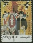 SUECIA. Private Post. USADO - USED. - Suède