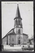 CPA 88 - Thaon-les-Vosges, L'église - LL - Thaon Les Vosges