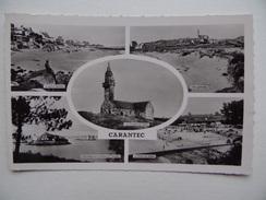 29 CARENTEC Grève De Kellen L'Île Louit Château Du Taureau - Carantec