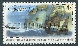 CANADA 1997 500th Anniv Cabot's Voyage MI 1627 YV 1519 SG 1736