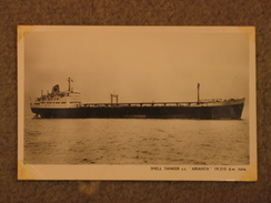 SHELL ARIANTA RP - Tankers