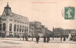 63 CLERMONT FERRAND LA PLACE DE JAULE - Clermont Ferrand