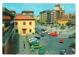 14475  CPM APRILIA  : Piazza Roma  , Carte Photo ; ACHAT DIRECT  !! - Aprilia