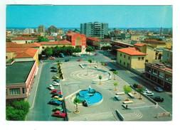 14476  CPM APRILIA  : Piazza Roma  , Carte Photo 1981 ; ACHAT DIRECT  !! - Aprilia