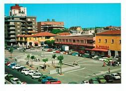 14478  CPM   APRILIA  : Piazza Roma  , Carte Photo  1980 - Aprilia