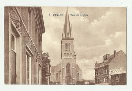 Manage   *  Place De L'Eglise - Manage