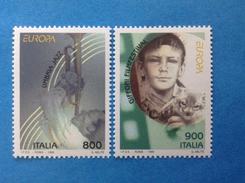 1998 ITALIA FRANCOBOLLI NUOVI STAMPS NEW MNH**  - EUROPA - - 1991-00:  Nuevos