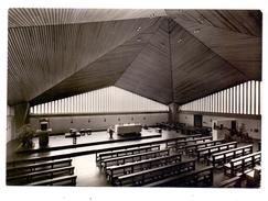 4630 BOCHUM - HÖNTROP, Pfarrkirche St. Marien, Innenansicht - Bochum