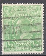 Australia 1915 -  King George V - Mi.28 - Used - 1913-36 George V: Heads