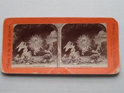 La Résurrection ( N° 23 ) FRENCH STEREO Publisher Lawrence Kansas ( Voir Photo Pour Detail ) !! - Photos Stéréoscopiques