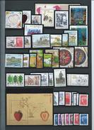 FRANCE - ANNEE 2011 - Tous Les Timbres Gommés Du N° RP1 Au N° 4630-104 Timbres Neufs Luxe Dont 6 Sur Feuille + N° 4565a - Unused Stamps