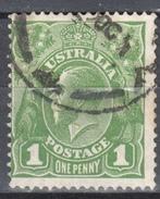Australia 1931 -  King George V - Mi.98 - Used - Used Stamps