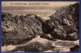 29 CLEDEN-CAP-SIZUN  Baie Des Trépassés, Les Tunnels - Cléden-Cap-Sizun