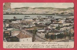 Georgia / Georgie - Batoum - Vue Générale - 1907 ( To See Back ) - Géorgie