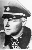 "Militaria WW2 -  SS Oberführer Sylvester Stadler, Commandant La Division SS ""Hohenstaufer"" En Juillet 1944 - 1939-45"