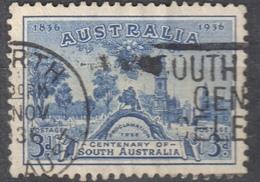 Australia 1936 - Mi.135 - Used - Oblitérés