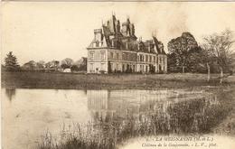 LA MEIGNANNE  ---  Château De La Goujonnaie - Other Municipalities
