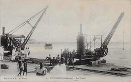 CPA COTONOU DAHOMEY Afrique Noire Colonies Françaises Non Circulé Métier - Dahomey