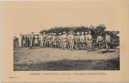 CPA Porto NOVO Afrique Noire Colonies Françaises Non Circulé Militaria - Dahomey
