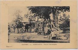 CPA Porto NOVO Afrique Noire Colonies Françaises Non Circulé Type - Dahomey