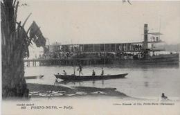CPA Porto NOVO Afrique Noire Colonies Françaises Non Circulé Fadji - Dahomey