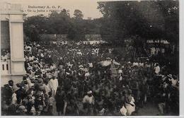 CPA Porto NOVO Afrique Noire Colonies Françaises Non Circulé 14 Juillet - Dahomey