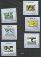 Ajman - CTO - Sport - XI Winter Olympic Games Sapporo 1972 - Deluxe