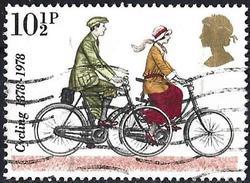 Great Britain 1978 - Bike ( Mi 774 - YT 873 )