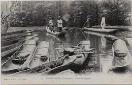 CPA Porto NOVO Afrique Noire Colonies Françaises Non Circulé Lagune - Dahomey