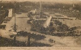 75-1196 CPA   PARIS  Apothéose De La Victoire 14 Juillet 1919   Les Serbes Défilent Place De La Concorde - Guerre 1914-18