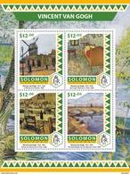 SOLOMON Isl. 2016 - V. Van Gogh