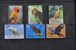 I 406 ++ INDIA 2016 BIRDS OISEAUX VOGELS POSTFRIS  MNH NEUF ** - Unclassified