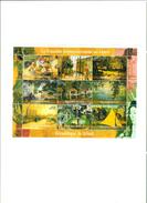 TCHAD - Tableaux- LA POUSSEE IMPRESSIONISTE AU JAPON,neuf,XXL
